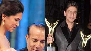 Shah Rukh Khan, Deepika Padukone won 'Star Of The Year' Awards at Stardust Awards