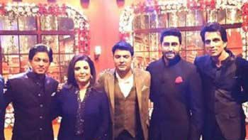 Shah Rukh Khan delivers the funniest episode ever of 'Comedy Nights With Kapil'