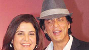 Shah Rukh Khan, Farah Khan\'s double celebration on Eid