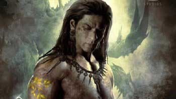 Shah Rukh Khan's look in 'Atharva - The Origin' out now!