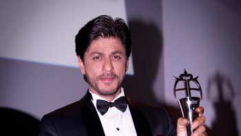 Shah Rukh Khan wins Outstanding Contribution to Cinema award at fifth annual The Asian Awards