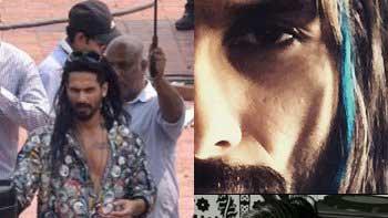 Shahid Is Seen Flaunting Multiple Looks!