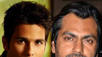Shahid Kapoor and Nawazuddin Siddiqui to star in 'Farzi'