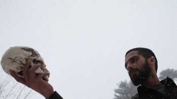 Shahid Kapoor demands for the skull used in 'Haider'