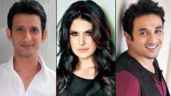 Sharman Joshi, Zarine Khan and Vir Das to team up for 'Nonsense'