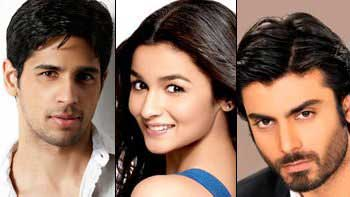 Siddharth, Alia and Fawad To Star In Dharma Productions next 'Kapoor & Sons'!