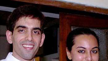 Sonakshi Sinha's brother Kush Sinha gets engaged