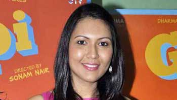 Sonam Nair to direct adult comic caper