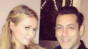 SPOTTED: Salman Khan partying with Paris Hilton