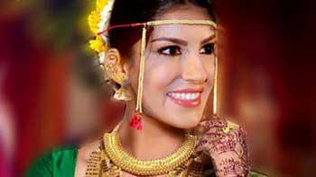 Sunny Leone adorns Maharastrian bridal avatar for \'Mastizaade\'