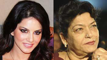 Sunny Leone to groove on Saroj Khan's tunes