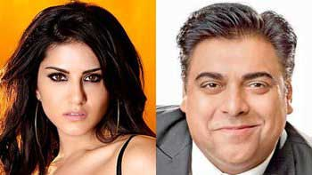 Sunny Leone to share screen space with Ram Kapoor