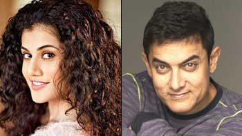 Taapsee Pannu is Speculated to Play Aamir's Daugher in 'Dangal'