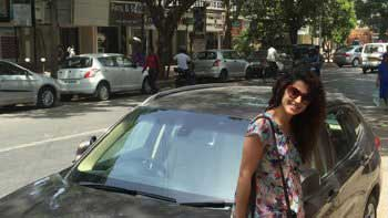 Taapsee Pannu's brand new ride!