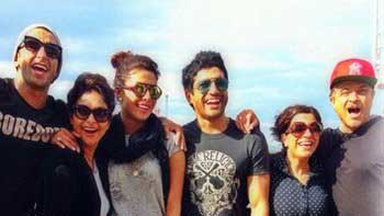 The 'Cruise' Made 'Dil Dhadakne Do' Stars Connect Well !!