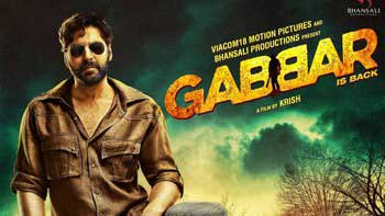 Theatrical Trailer of 'Gabbar Is Back' Showing Akshay Kumar In A-Never-Seen-Before Avatar!