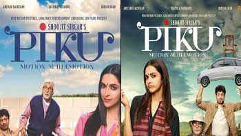 Two New Fun and Quirky Posters of 'Piku' Are Out!