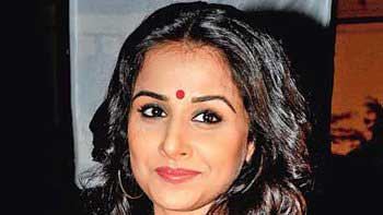 Vidya Balan to shoot 'Hamari Adhuri Kahani' climax on Dusshera