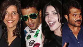 Zoya Akhtar throws wrap up party for 'Dil Dhadakne Do' team