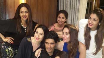 Hot Bolly celebs attend Manish Malhotra's 50th birthday