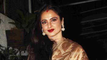 Rekha to be honoured with Yash Chopra Memorial Award
