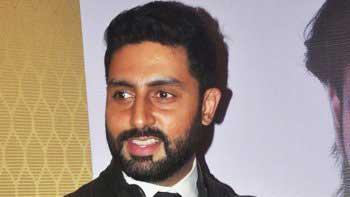 Abhishek Bachchan Gets Personalised Merchandise For Fans!