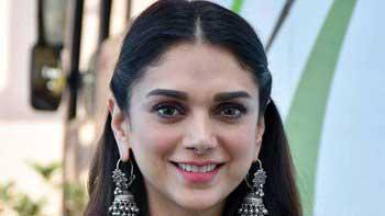 Aditi Rao Hydari unleashes 'Wazir' fashion line