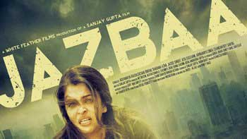 Aishwarya's Comeback Film 'Jazbaa' is on International Demand