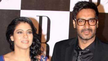 Ajay Devgn to produce a movie for Kajol