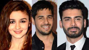 Alia Bhatt, Siddharth Malhotra and Fawad Khan to sing in 'Kapoor & Sons'
