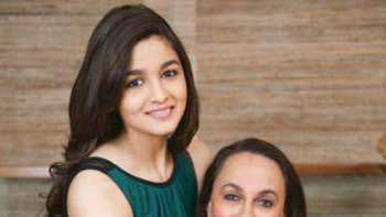 Alia To Be Seen In An Ad With Her Mom!