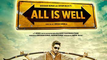 'All Is Well' received 'U' certificate from the censor board