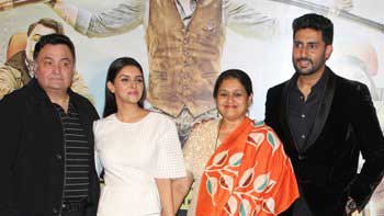 'All Is Well' Trailer Launched!