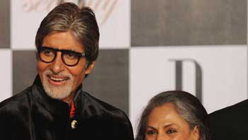 Amitabh And Jaya Bachchan To Have A Cameo In R. Balki's Next!