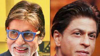 Amitabh Bachchan ahead of Shah Rukh Khan with 19 million followers on Twitter