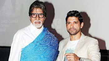 Amitabh Bachchan, Farhan Akhtar croon a special song for 'Wazir'