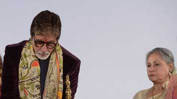 Amitabh Bachchan inaugurates Kolkata International Film Festival