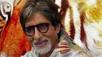 Amitabh Bachchan to become the face of a social awareness campaign to save tigers