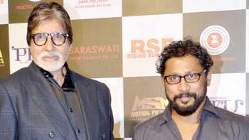 Amitabh Bachchan to team up with Shoojit Sircar for his next