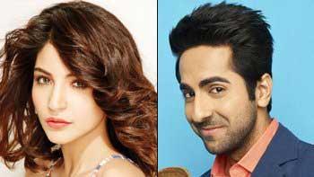 Anushka Sharma roped in Ayushman Khurana for her next production?