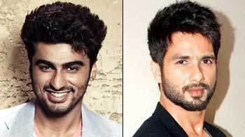 Arjun Kapoor Benefits From Shahid's Busy Schedule!