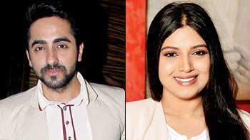 Ayushman Khurana, Bhumi Pednekar to feature in Aanand L Rai's next
