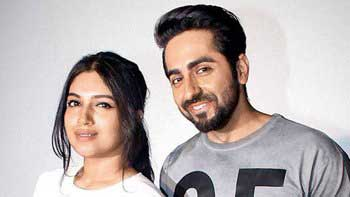 Ayushman Khurana & Bhumi Pednekar To Team Up Once Again!