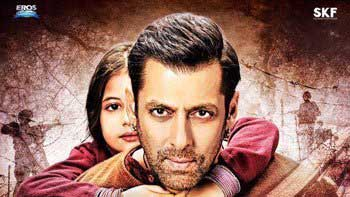 'Bajrangi Bhaijaan' First Tuesday Box-office; Crosses 150 Crore Mark!