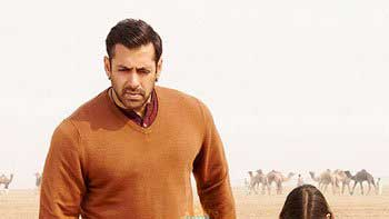 'Bajrangi Bhaijaan' Friday Box-office; Nears 200 crore Mark!