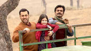 'Bajrangi Bhaijaan' Monday & Tuesday Box-office; Crosses 250 Crore Mark!