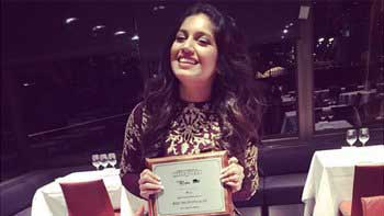 Bhumi Pednekar bags 'Best Actress' award at IFFM 2015