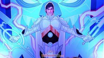 Big B In A Superhero 'Astra' Avatar!