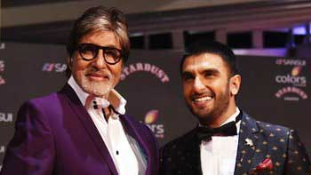 Big B Praises Ranveer With His Special Hand Written Note!