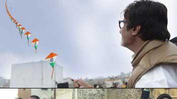 Bollywood stars in festive mood of Makar Sankrant, Lohri and Pongal